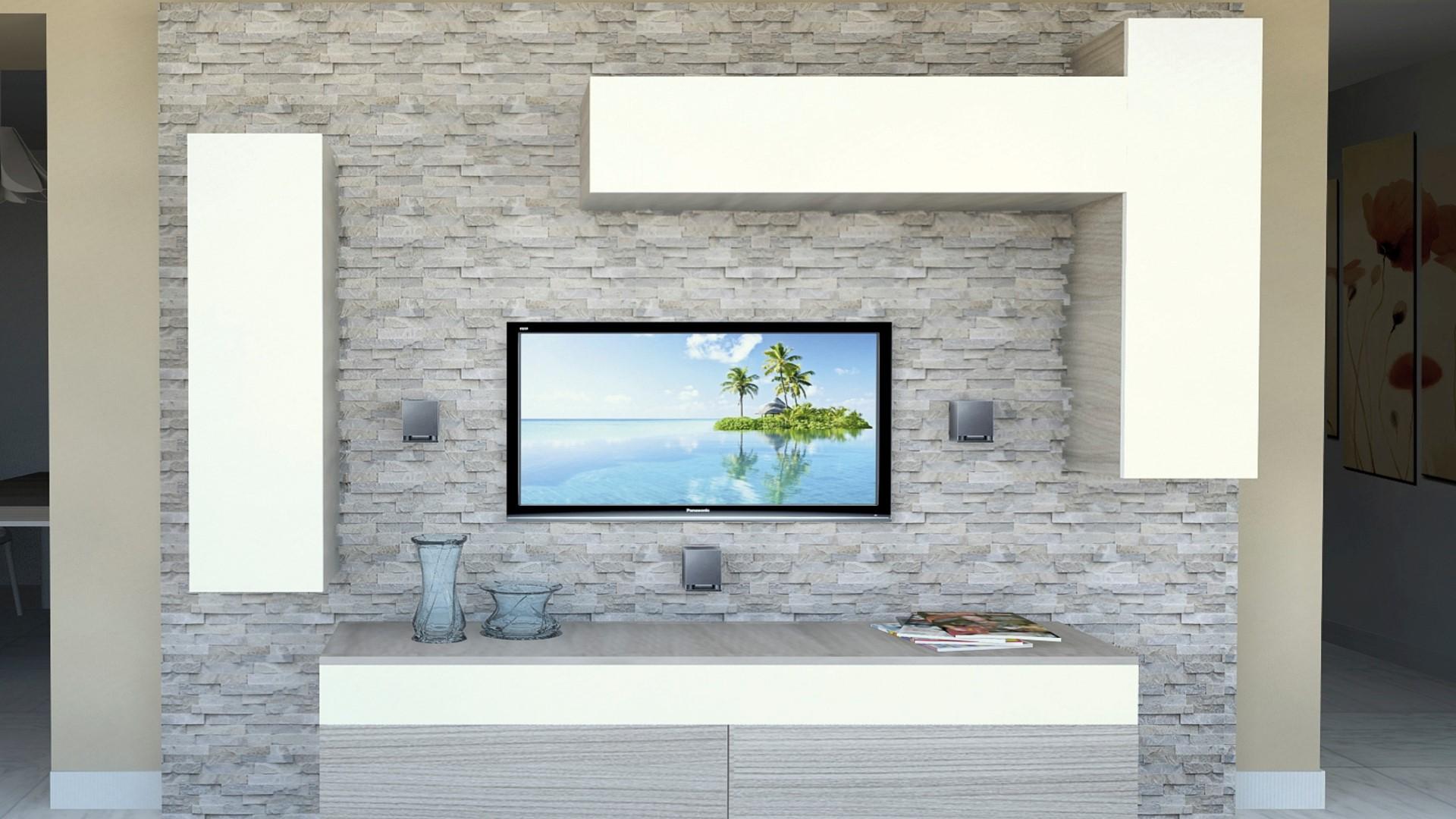Customized living rooms | CAZZANIGA